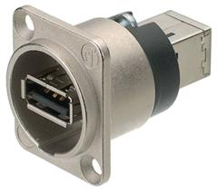 Neutrik NTR-NAUSB-W Usb Device Socket