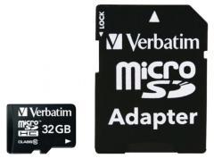 Verbatim VB-44083 Microsdhc Geheugenkaart Klasse 10 32 Gb