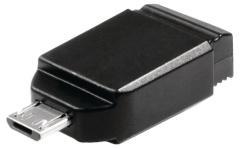Verbatim VB-49821 Usb Stick Usb 2,0 16 Gb Zwart