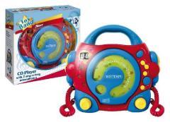 Bontempi CD Speler + Microfoon