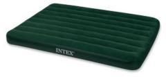 Intex 66968 Prestige Downy 2-Persoons Luchtbed met Batterijpomp
