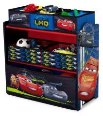 Disney Cars Legends TB83349CR Houten Speelgoed Opbergkast