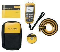 Fluke 922 Air Flow Meter 1,,,80 M/s 0,,,99,999 M³/h 0,,,+50  gradenc
