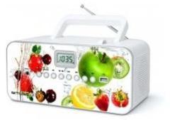Muse M-28VF Draagbare Radio met CD/MP3-Speler