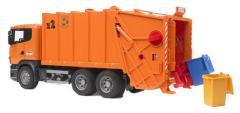 Bruder 3560 Vrachtwagen Vuilnisauto Scania