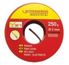 Rothenberger CMR045262E Radiosoldeer 2mm 183