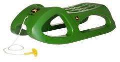 Rolly Toys 200160 RollySnow John Deere Slee Groen