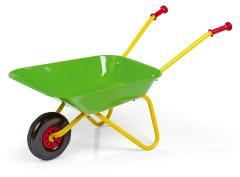 Rolly Toys 271900 Metalen Kruiwagen Groen