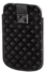Hama 13339 MP3 Sleeve Plaid voor Ipod Touch 5G Zwart
