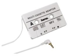 Hama 14499 CD Adapter Set Auto Wit