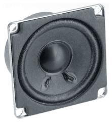 "Visaton Vs-frws5/4 Full-range Luidspreker 5 cm (2"") 4 Ohm"