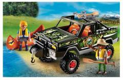 Playmobil 5558 Pickup 4x4