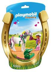 Playmobil 6969 Zorgpony Hart