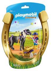 Playmobil 6970 Zorgpony Ster