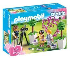 Playmobil 9230 Trouwfotograaf met Bruidskinderen
