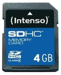 Intenso 3401450 4 GB SDHC High Capacity