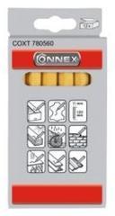 Connex COXT780560 Vettig Krijt Geel 12stuks