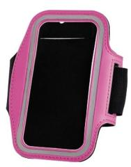 Hama 123747 Sport Armband Active voor Samsung Galaxy S4 Roze