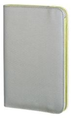 Hama 00124225 Portfolio Lissabon-x Galaxy Tab3 7,0 Zilver/Groen