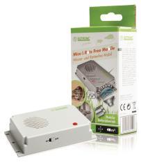Isotronic Ultrasone Mobiele Muizen- en Rattenverjager 40m2