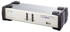 Aten AT-CS1742 Aten 2-port Usb Dual-view Kvmp Switch Desktop
