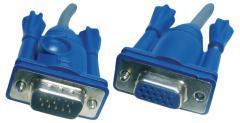 Aten 2L-2401 Monitor Cable Vga M - F 1,8 M Grijs