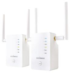 Edimax RE11 Draadloze Home Wi-Fi Roaming Kit N900 2,4/5 Ghz (dual Band) Wit
