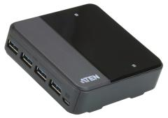 Aten US234-AT 2-port Usb 3,0 Peripheral Sharing Device