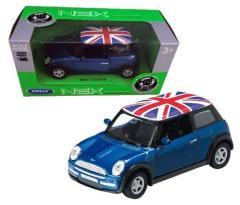 Welly 1:34-1:39 Mini Cooper