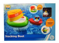 Water Fun Badspeeltje Stapel Boot