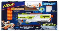 Nerf Modulus Battlescout Tri-Strike Dart Blaster