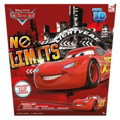 Disney Cars 4in1 3D Puzzel