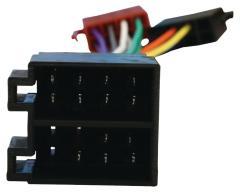 HQ Iso-volkswagen Iso Kabel voor Auto Audioapparatuur