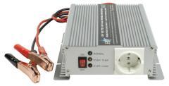 HQ INV600C/12F Omvormer 600W 12V>230V + Ingebouwde Lader