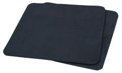 Konig Cmp-mat3 Muismat 18 X 22 cm Zwart