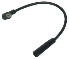 Valueline Car-007 Adapter Kabel Auto-antenne-socket - Coax Plug