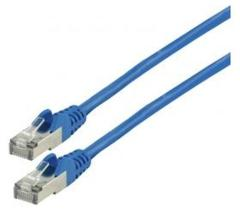Valueline Vlcp85110l0,25 Ftp Cat 5e Netwerkkabel 0,25 M Blauw