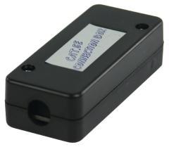 Valueline VLCP89800B Computer Rj45 Connection Box Zwart