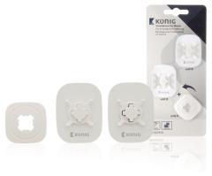 Konig KN-SCH10 Smartphone Autohouder 360  graden Vast