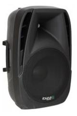 Ibiza BT10A Actieve Speaker met USB/SD Speler + Bluetooth 10