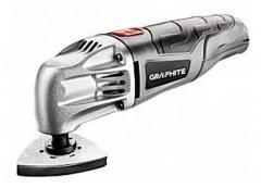 Graphite 59G022 Multifunctioneel Schuur-/Slijpapparaat