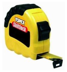 Topex Rolmaat 3 Mtr Shiftlock Nylon Gecoat