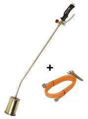 Topex 44E122 Dakbrander/Onkruidbrander 60mm 58kw Slang 5M
