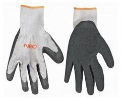 Neo Tools Werkhandschoen, 10, Polyester, Vet En Allergie Vrij, Kat 1
