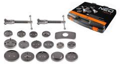 Neo Tools 11-122 Remklauw Verwijderingsset