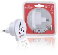 Skross Skr1500223 Landadapter Wereld Naar Itali