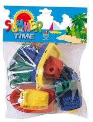 Summertime Bootjes 4 Stuks