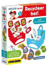 Clementoni Leerspel Recycle It!