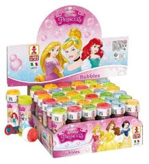 Disney Princess Bellenblaas 60 ml 36 stuks