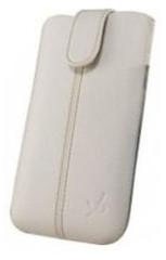 Dolce Vita Elegance Pouch Wit Maat M voor Apple iPhone 4/4S
